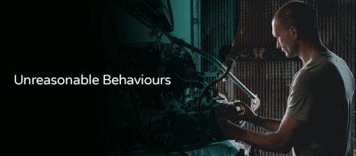 Unreasonable Behaviours