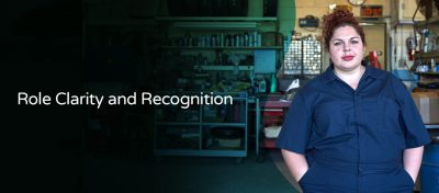 Role Clarity and Recognition